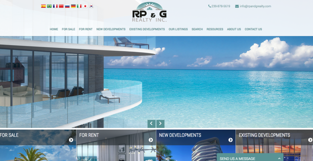 RP&G Realty, Inc.