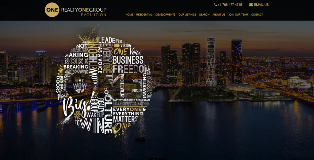 Realty ONE Group Evolution
