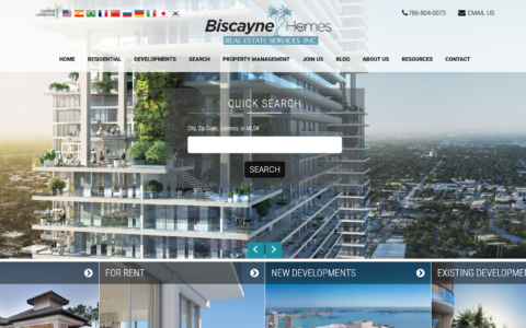 Biscayne Homes Real Estate